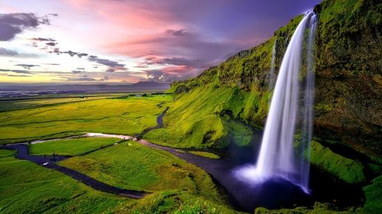 Waterfalls_Iceland_Scenery_Grasslands_515524_1600x900